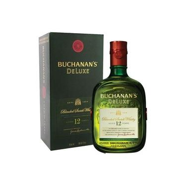 Whisky Buchanas DELUXE 12 anos 1L