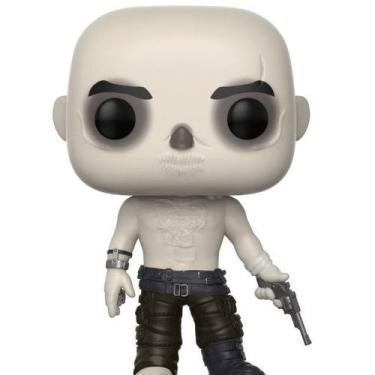 FUNKO POP! MOVIES: Mad Max Fury Road - Nux Shirtless/ WHSkin /ChromeMask