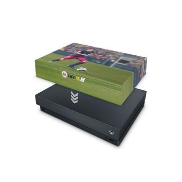 Capa Anti Poeira para Xbox One X - Fifa 16