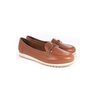 Sapato Bottero Mocassim Marrom Terracota