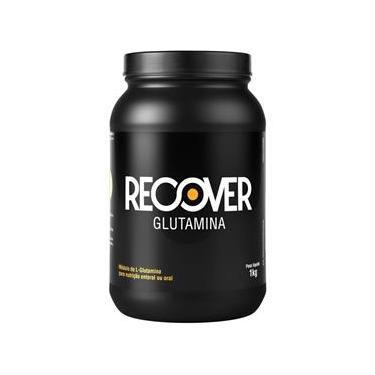 Glutamina 1kg – Recover Black