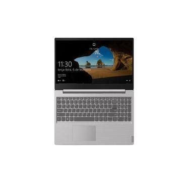 "Notebook Lenovo Ideapad S145 AMD Ryzen 5 12GB 1TB W10 15,6"" Prata"