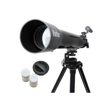 Imagem de Telescópio / Luneta 150x - Astronômico / Terrestre Com Tripe