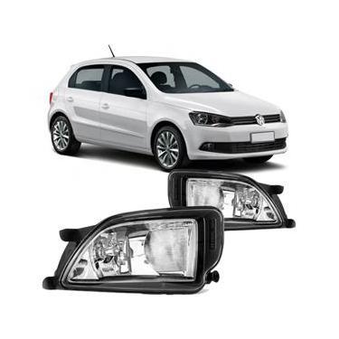 Farol de Milha Gol Voyage G6 2013 2014 2015 (Volkswagen) Esquerdo