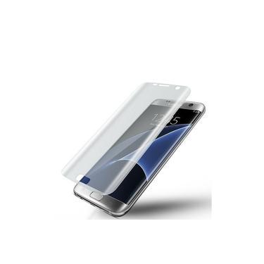 Película De Gel Para Samsung Galaxy S7 Cobre Tela Inteira