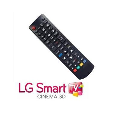 Controle Remoto Smart Tv Lg Tecla 3D Futebol