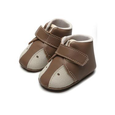 Bota Pimpolho Infantil Bichinho Bege Pimpolho 0018868C menino