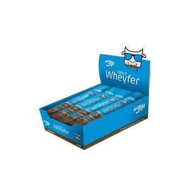 Choco Wheyfer Sabor Chocolate 25g +Mu caixa 12 unidades