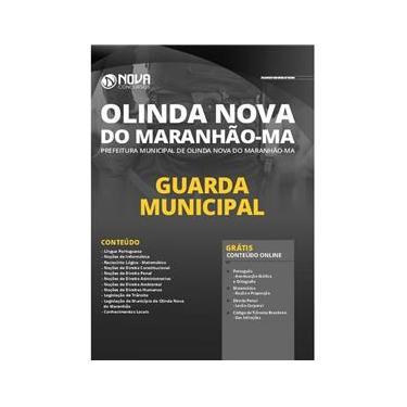 Imagem de Apostila Olinda Nova Do Maranhão Ma - Guarda Municipal