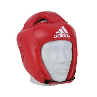 Protetor De Cabeça Adidas Rookie Vermelho M