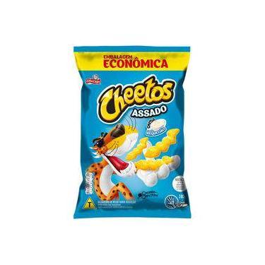 Salgadinho Cheetos Onda Requeijão 280g - Elma Chips