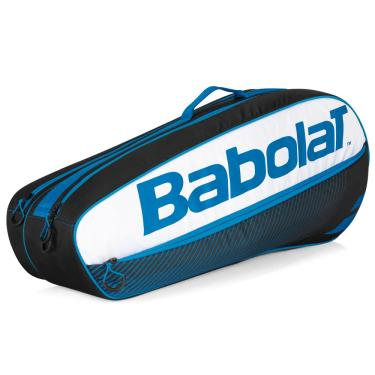 ec2f6f825 Raqueteira Babolat Club X6 Azul