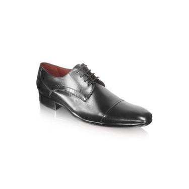 Sapato Albanese Black Tie Preto