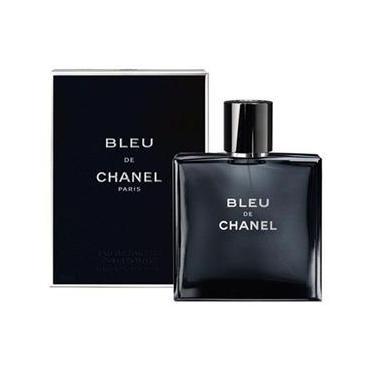 Imagem de Perfume Masculino Bleu de Chanel Eau de Toilette 100ml + 1 Amostra de Fragrância