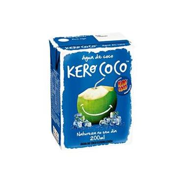 Água de Coco Kero Coco 200ml