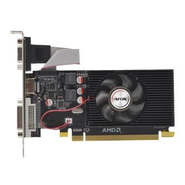 Imagem de Placa de Video Afox Radeon R5 230 2GB DDR3 64-bit, AFR5230-2048D3L4