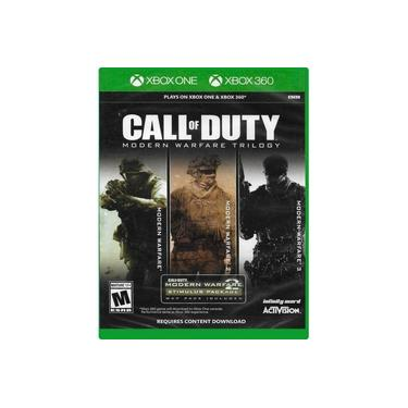 Call of Duty Modern Warfare Trilogy Collection Xbox One / Xbox 360