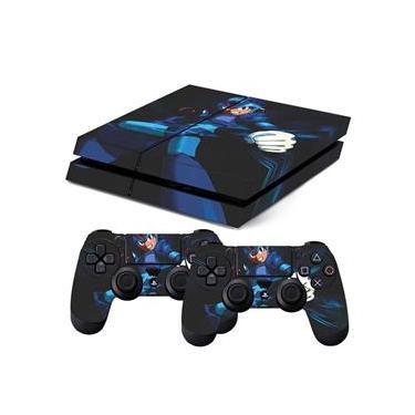 Skin PS4 Fat Mega Man