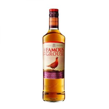Whisky 750Ml The Famous Grouse
