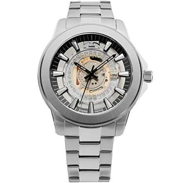 40b307e0c9e Relógio Masculino Technos Analógico Swiss Parts F06111AB 1W