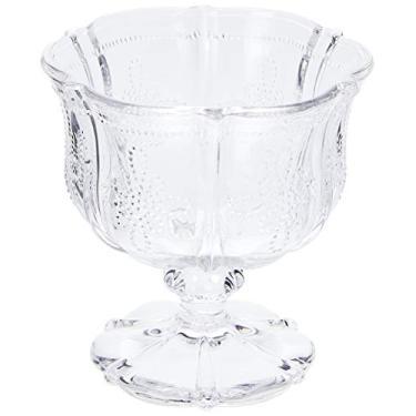 Jogo de 6 Taças de Sobremesa Chateau em Vidro Dynasty Transparente