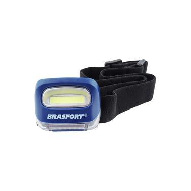 Lanterna para Cabeca Ciclope Brasfort 2 Funcoes e 4 Ajustes