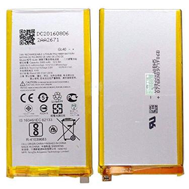 Bateria Para Motorola Moto Z Play Xt1635 Gl40 3300mah