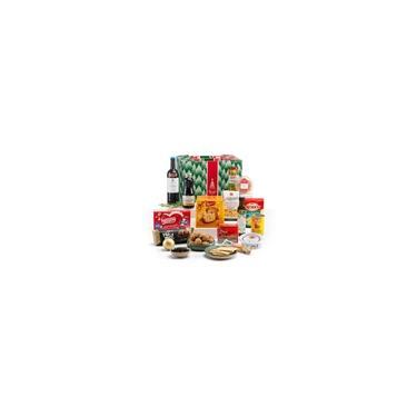 Imagem de Cesta de Natal Premium - 16 Itens