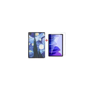 Imagem de Tablet Samsung Galaxy Tab A7 Case com protetor de tela de vidro temperado