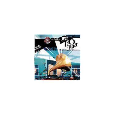 Imagem de O Rappa Acústico Mtv - Cd Reggae