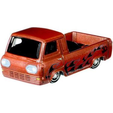 966d6d8ea8de Veículo Die Cast - Hot Wheels - Est 1968 Favorites - 60 Ford Econoline  Pickup -
