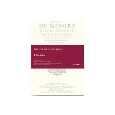 Ensaios - Michel De Montaigne - 9788573266504