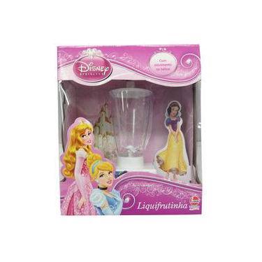 Imagem de Liquidificador Liquifrutinha - Branco - Princesas Disney - Líder