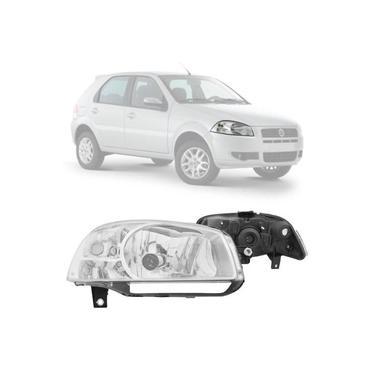 Farol Fiat Palio 2008 2009 2010 2011 Simples Direito
