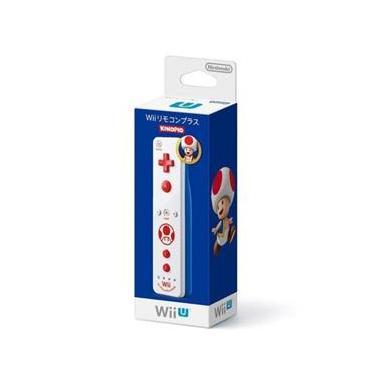 Controle Wii Wii U Remote Plus Toad
