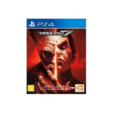 Game Tekken 7 - PS4