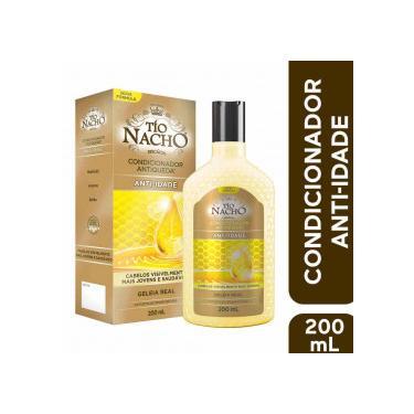 Tío Nacho Cond Antiqueda/Anti-idade Vit Geléia Real 200mL