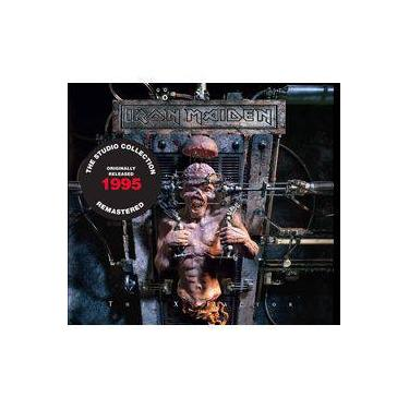 Cd Iron Maiden - The X Factor (1995) - Remastered - Embalagem Em Digipack