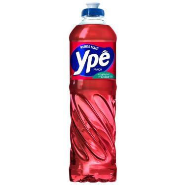 Detergente Líquido 500ml Ypê Maçã 90034