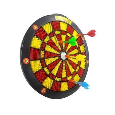 Jogo de Dardo Acerte o Alvo com 4 Dardos 5206 Braskit