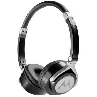 Fone de ouvido Motorola Pulse 2 Preto Original - Branco