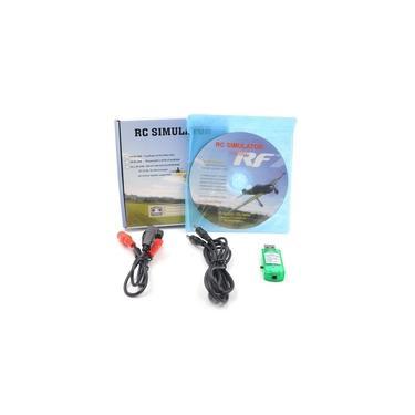 20Em1 USB Dongle Cabo Simulador de vôo de helicóptero Rc avião Carro Brinquedos