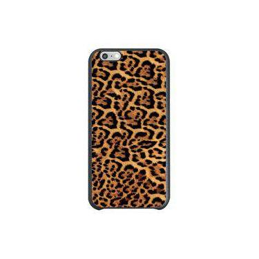 Capa Intelimix Couro Cinza Apple iPhone 6 Animal Print - TX65