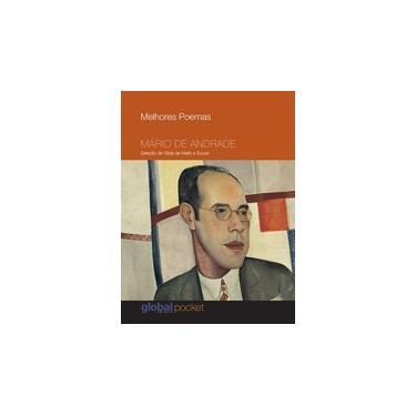 Mario de Andrade - Coleção Melhores Poemas - Mário De Andrade - 9788526022836