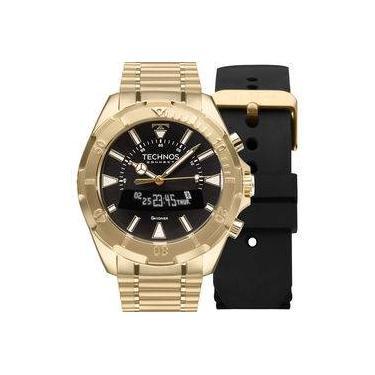 712e4effe15 Relógio Technos Masculino Scab 4p Connect Smartwatch