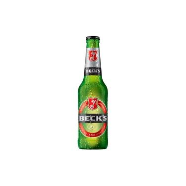 Cerveja Beck's Lager Puro Malte Long Neck 330 Ml