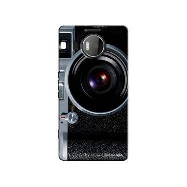 Capa Personalizada para Microsoft Lumia 950 XL Câmera Fotográfica - TX51