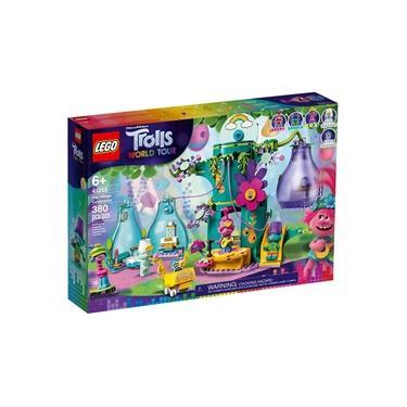 LEGO Trolls World Tour - Festejo na Aldeia Pop - 41255
