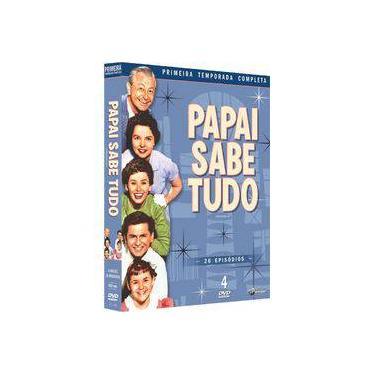 Imagem de Dvd Papai Sabe Tudo - Primeira Temporada Completa