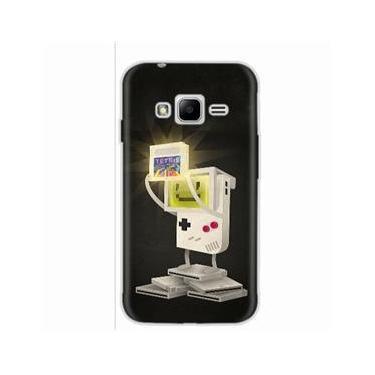 Capa para Galaxy J1 Mini Prime Game Boy 01